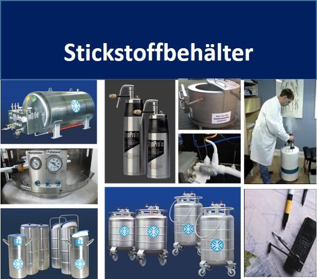 Stickstoffbehälter-Cryobehälter