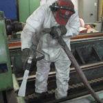 Maschinenreinigung mit Trockeneis